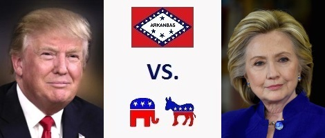 Arkansas Presidential Election 2016