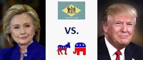 Delaware Presidential Election 2016