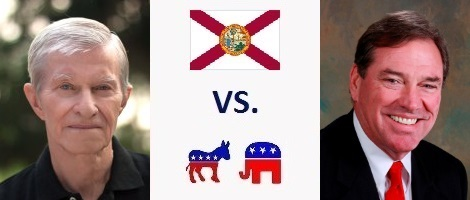 Florida 2nd District Election 2016 - Walter Dartland vs. Neal Dunn