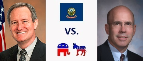 Idaho Senate Election 2016 - Mike Crapo vs. Jerry Sturgill