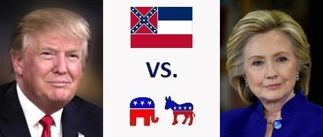 Mississippi Presidential Election 2016