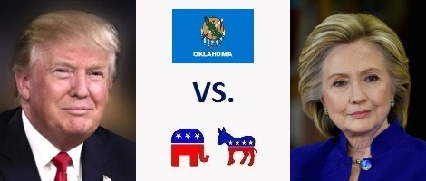 Oklahoma Presidential Election 2016