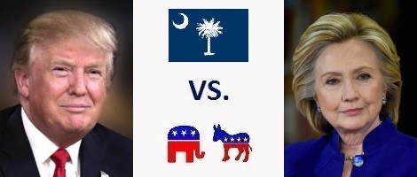 South Carolina Presidential Election 2016