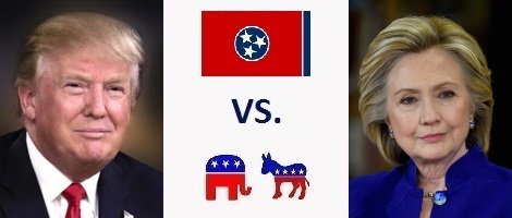 Tennessee Presidential Election 2016