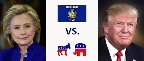 Wisconsin Presidential Election 2016