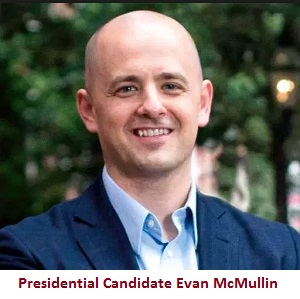 Evan McMullin contending for Utah