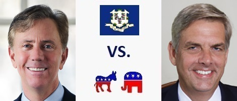 Connecticut Governor Election 2018 - Ned Lamont vs. Bob Stefanowski