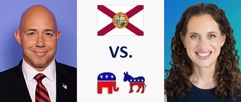 Florida 18th District Election 2018 - Brian Mast vs. Lauren Baer