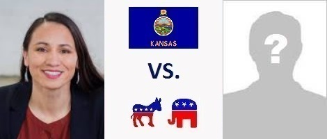 Kansas 3rd District Election 2020 - Sharice Davids vs. ???