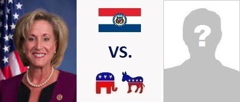 Missouri 2nd District Election 2020 - Ann Wagner vs. ???