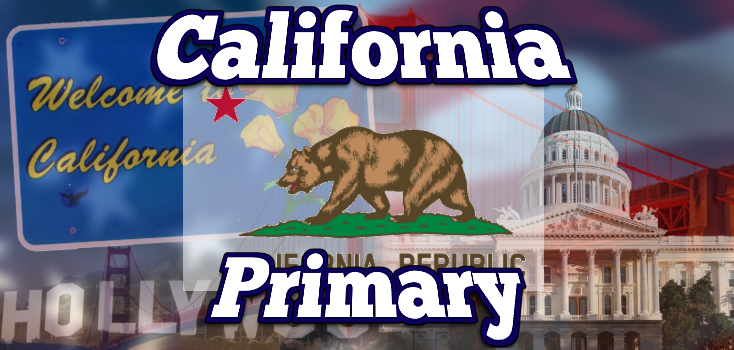 California Primary Preview and Results