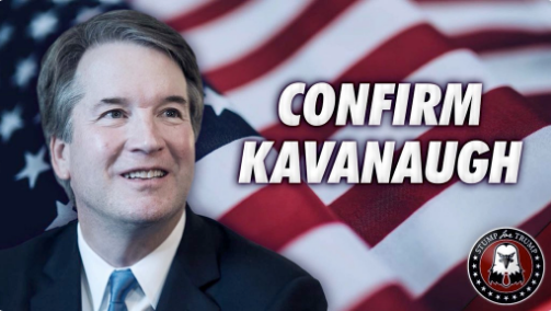 Confirm Brett Kavanaugh