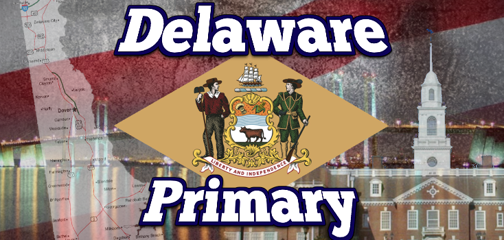 Delaware Primary Preview and Results