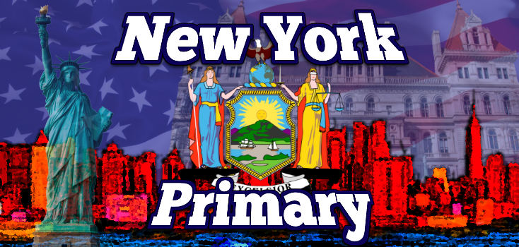 New York Primary Preview and Results