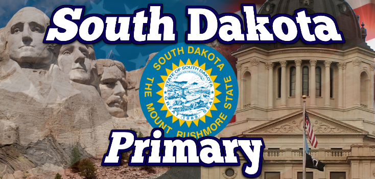 South Dakota Primary Preview and Results